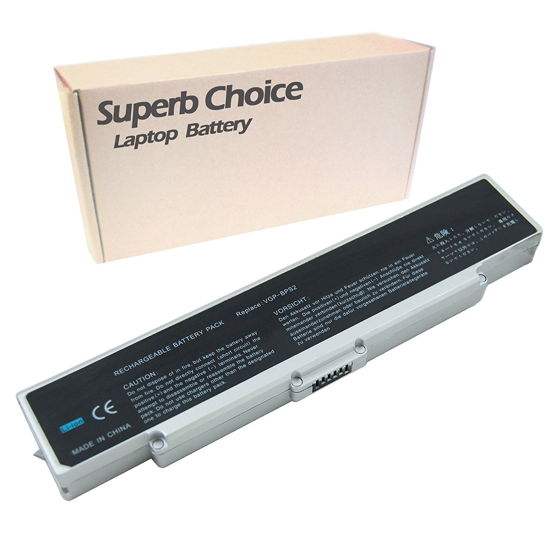 SONY VAIO VGN-AR320E Laptop Battery - Premium Superb Choice® 12-cell Li-ion Battery