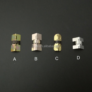 FACTORY SUPPLY Bronze Rotatable Door Box Cabinet Furniture Butt Hinges