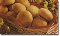 Colombian Cheese Bread - Pandebono- Frozen cheese bread