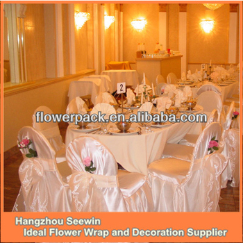chair covers for plastic chairs wedding party and hotel decoration