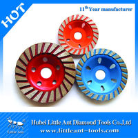 80mm Cement Floor Ground Grinding Cup Wheel for Hand grinder