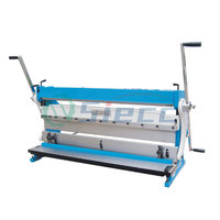 hot sale 3-in-1/1320 combination of shear brake and roll machine