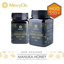 MerryOn - Made in New Zealand retail mgo 550 500g bulk natural organic mountain flower honey with high quality