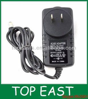 220v Ac/dc Power Adapter 24vdc 1a Usa Plug Power Supply ...