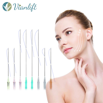 Absorbable Natural Suture Time Machine Mono Srecw Pdo Thread Eye With Face  Lifting Needle - Buy Pdo Thread With Face Lifting Needle,Pdo Thread Lift