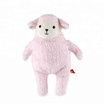 Cute Pink Lamb Plush Baby Sheep Soft Toy Buy Fat Plush Sheep
