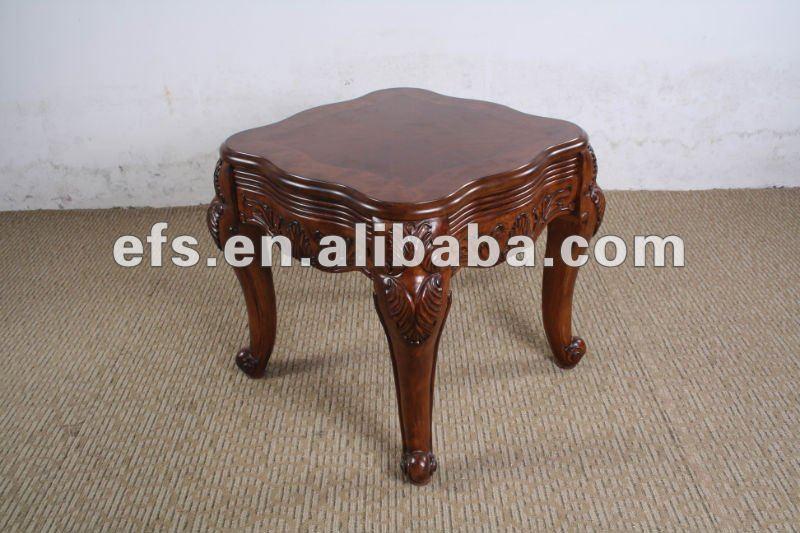Patas de madera maciza antigua mesa auxiliar (efs img 1190) mesas ...