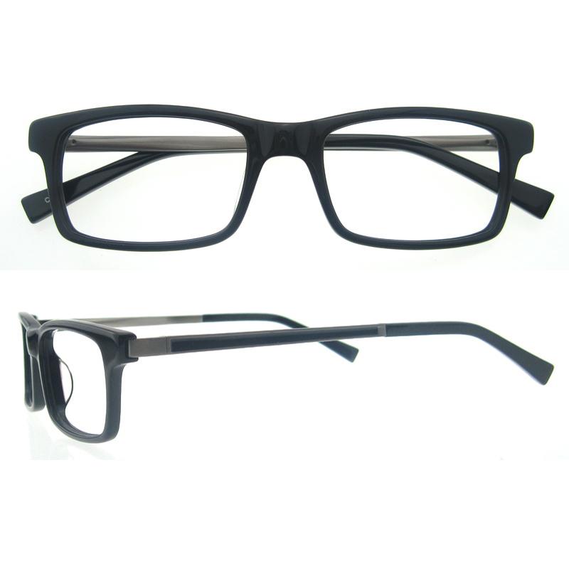 2015 New Style Acetate Eye Glasses Frame Italian Eyeglass ...