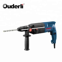 24MM 620W drill rig Professional quality Rotary hammer drill power tools --24DFR