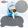 2017 Doglemi New Non slip Pet Cat Litter Training Food Mat Accessories