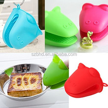 Silicone Hot pads and Oven Mini Mitt,Silicone pot Holder,Cooking Pinch Grips