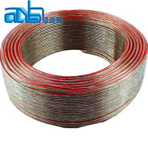 Stranded Bare Copper Speaker Cable, Stranded Bare Copper