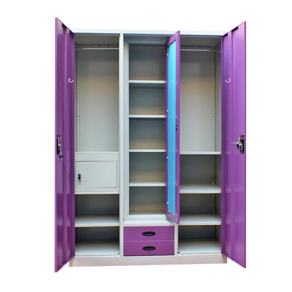 steel furniture images. New Design Flat Packing 2 Door Godrej Steel Furniture Cabinet Wardrobe Images E