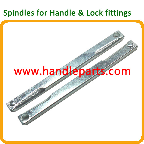 Steel Iron Split Door Knob Window Level Handle Parts Hardware Lock