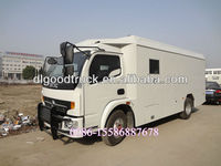 Cash in transit vehicle / cash in transit/armored cash in transit vehicle