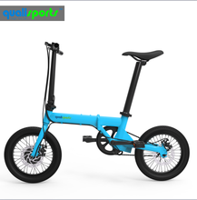 Ebike moped with 36v hidden Samsung battery,Folding electric bike,Foldable electric bicycle