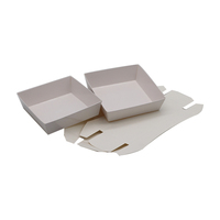 FDA Wholesale high quality chinese products custom biodegradable kraft paper take away food box fast food box
