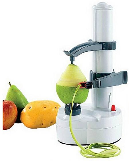 2015 New Multifunction Stainless Steel Electric Fruit Apple Peeler Potato Peeling Machine Automatic H1388