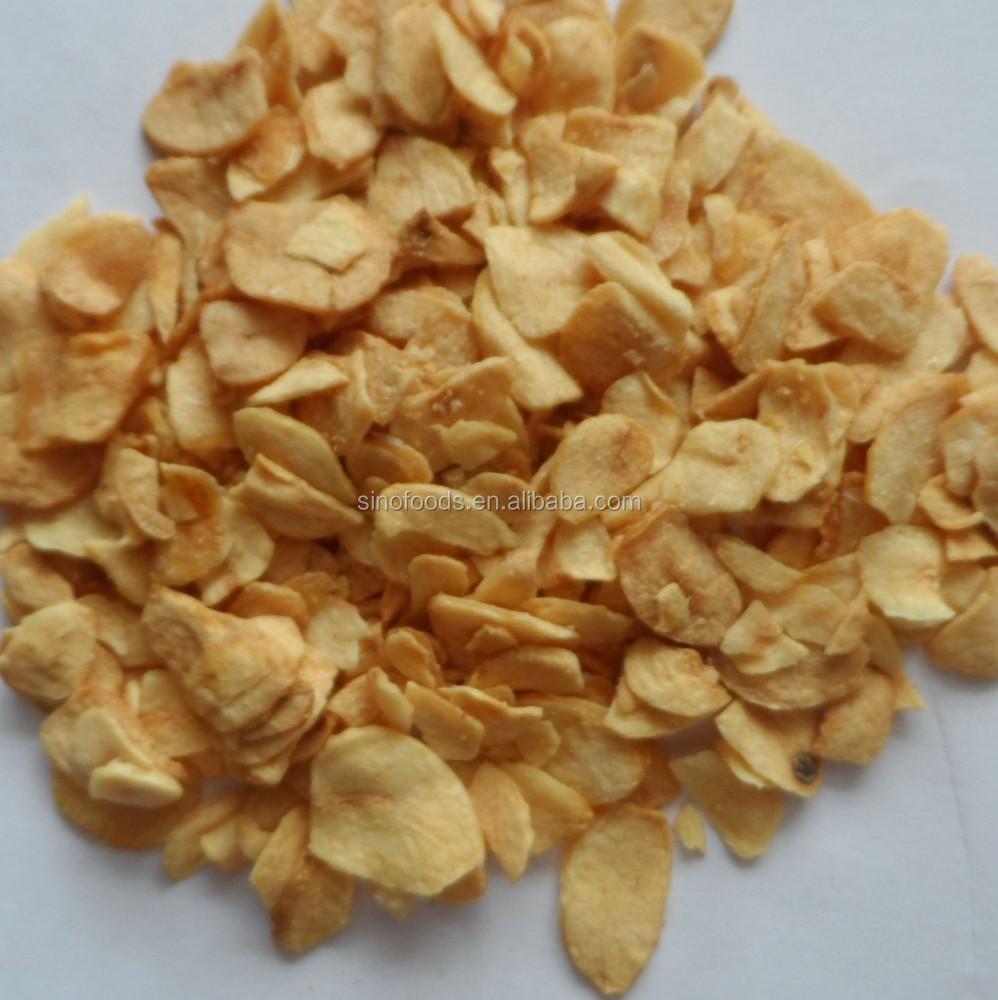 Best Quality Fried Garlic Granules Vacuum Fried Garlic Chips