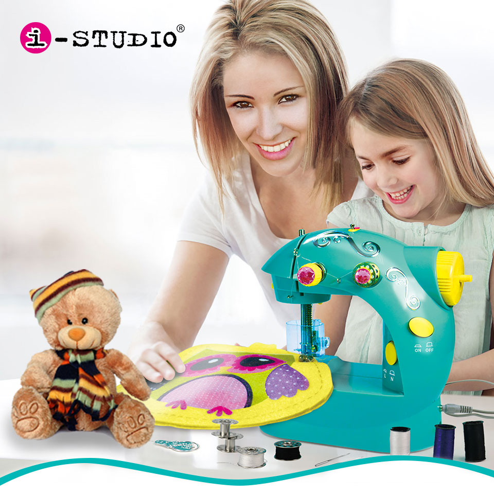 handmade diy accessories sewing kit craft toy for kids