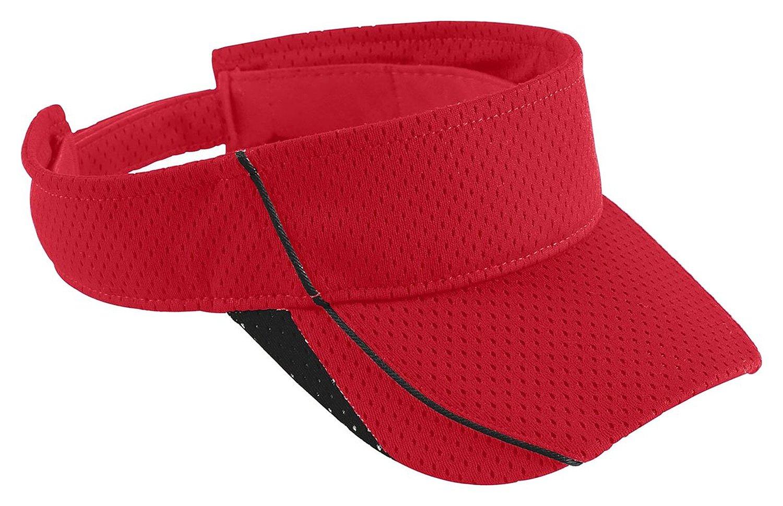 Augusta Sportswear Adult Athletic Mesh Force Visor