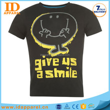 2014 fashion cotton t shirt , late model t shirt print factory