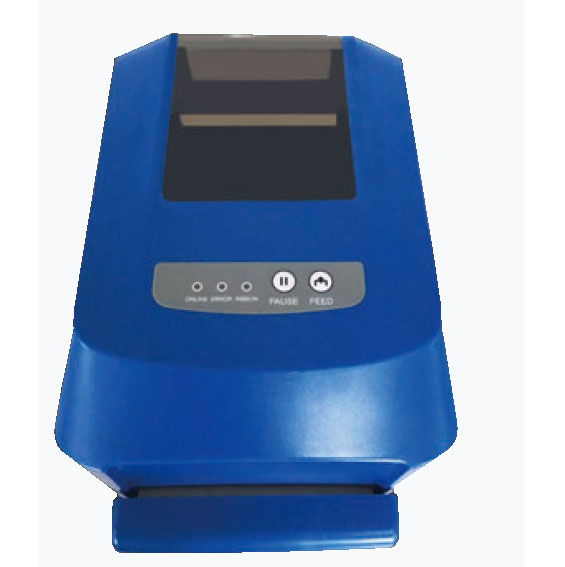 AD50 Quick Thermische Transfer Kleding/Kabel/Sticker/Datum/Pvc/Care/Verzending/Bar Code /digitale Label Printer