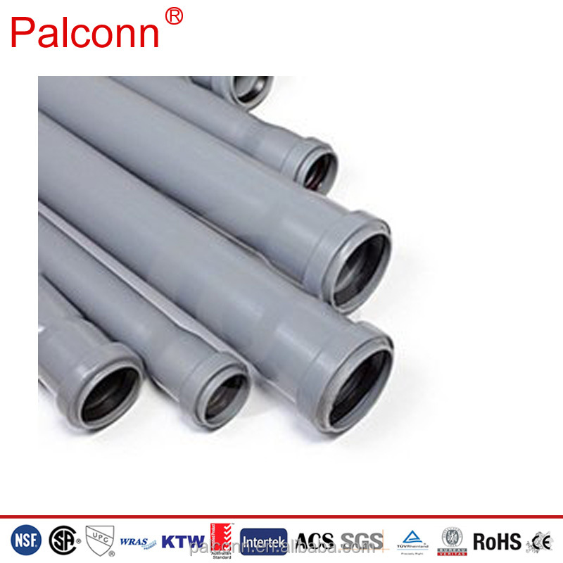 ASTM D 2241 UPVC pipe for water supply Germany standard PVC pipe