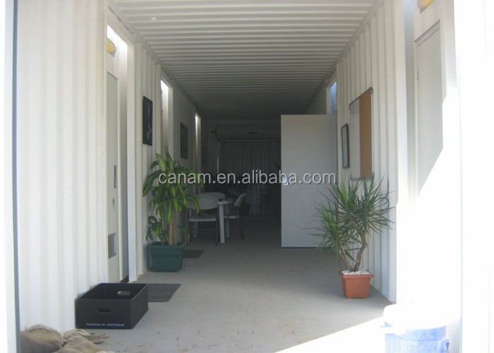layers prefabricated container house