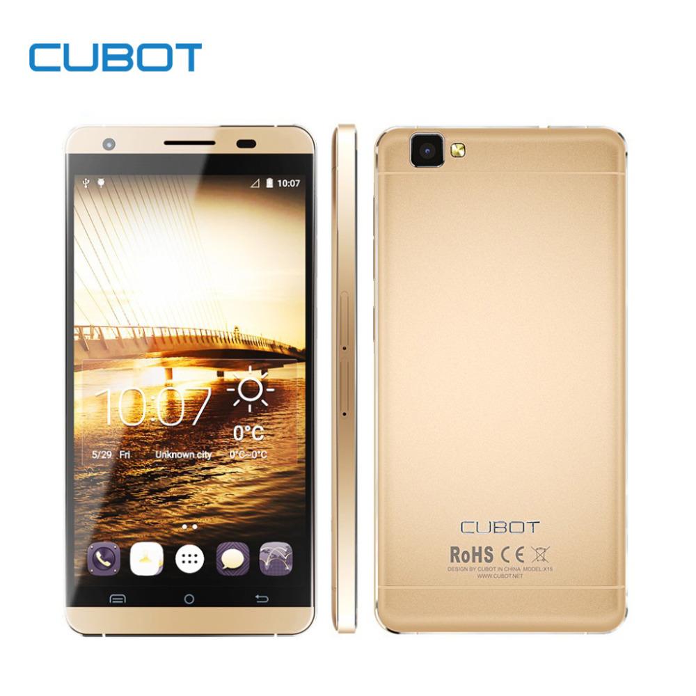 Pre-sell 16MP/8MP 4P camera Cubot new arrival X15 phone dual sim 1080x1920 HD screen 2.5D glass OTG 64bit Air control gesture