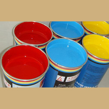 Photosensitive ink PCB Screen Printing UV Curing Ink for Products chemical resistance curing