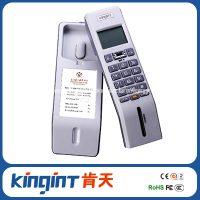 Kingint smart caller id telephone ,wall mounted phone 6007