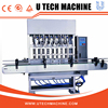 fully automatic piston linear vegetable/lube oil/coconut oil filling machine