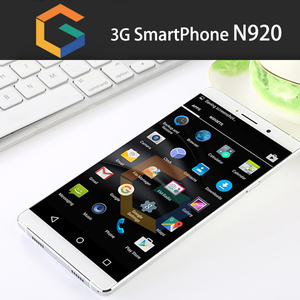 China Dual sim dual standby MT6580 new smart 6inch android mobile phone  N920 lowest price cell phones smartphones