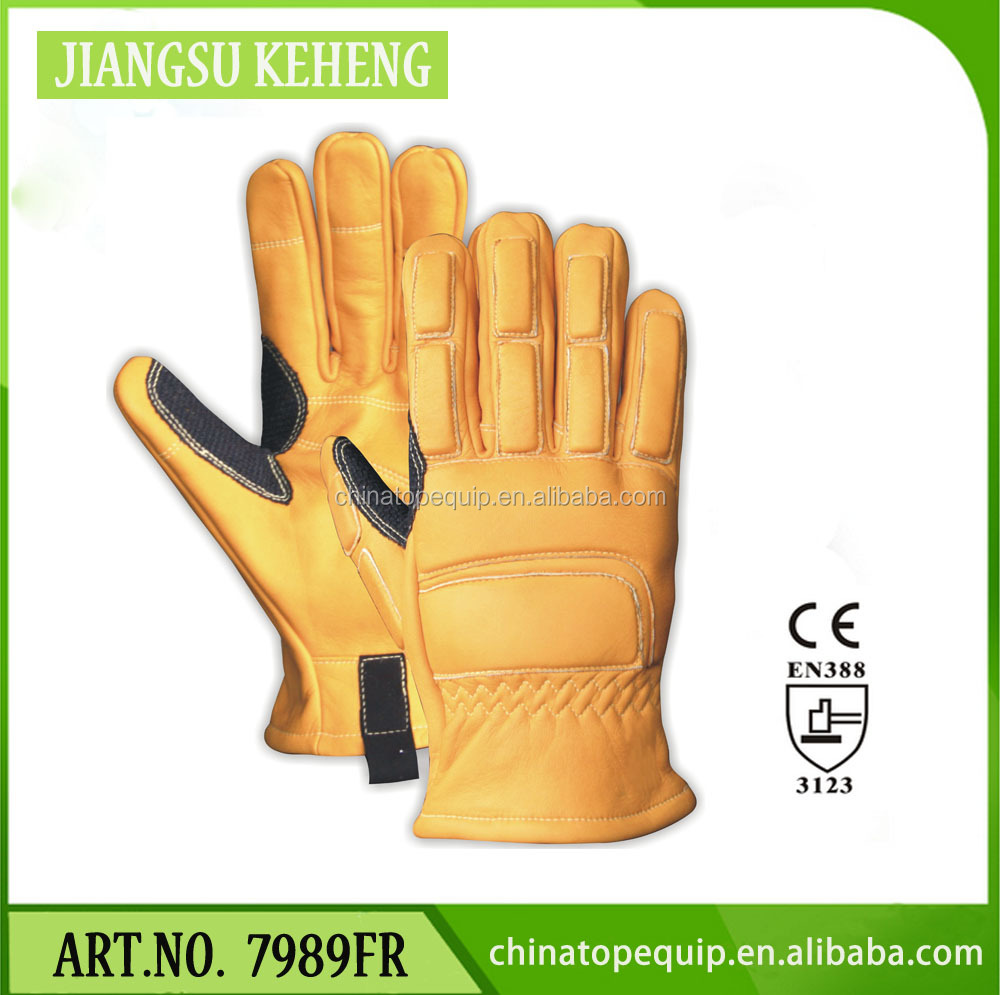 Oil Gas Resistant Glove For Oil And Gas Industry with Custom Security