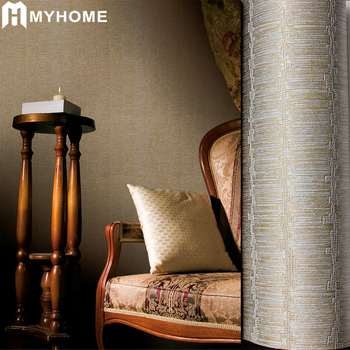 Guangzhou factory high quality MyHome wallpaper wall cloth wallcovering