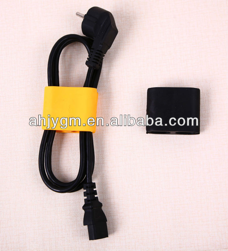 Hot Sale TPR Cable Organizer