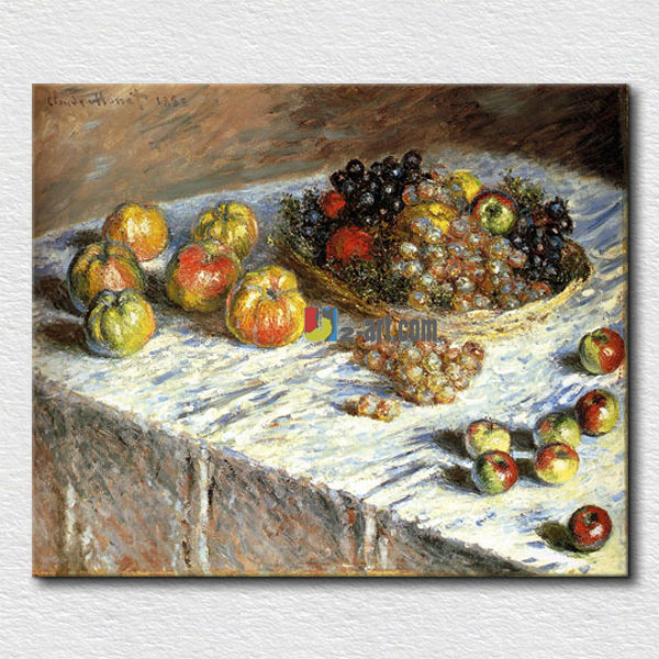 Still Life Fruit on a Table Art oil painting (buy directly)
