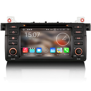 Erisin ES3619B 7inch Android 8.1 car DVD player Built-in WiFi Internet and support external 3G/4G Internet