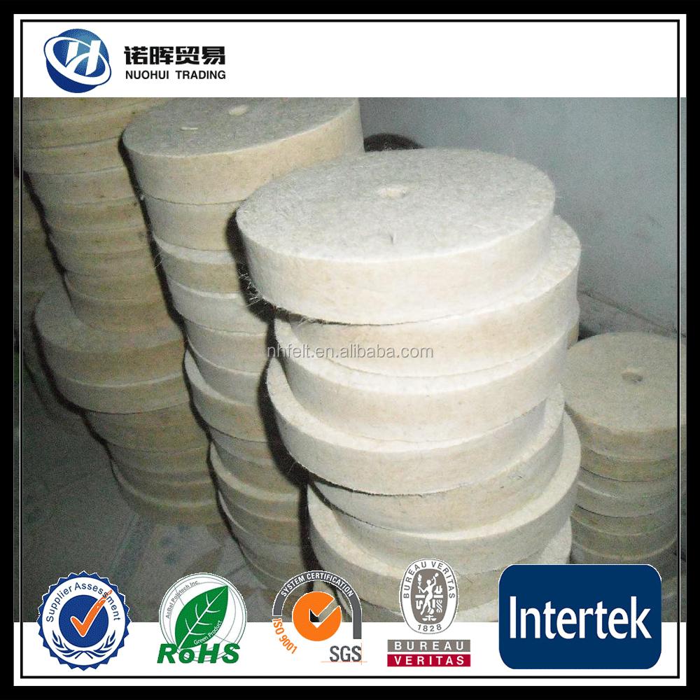 100 abrasivo rueda de fieltro de lana para pulir marmol - Productos para pulir marmol ...