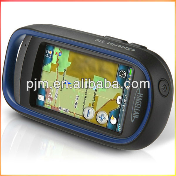 2014 HOT SELLING WATERPROOF MAGELLAN GPS EXPLORIST 110 310 510 610 HANDHELD GPS agriculture