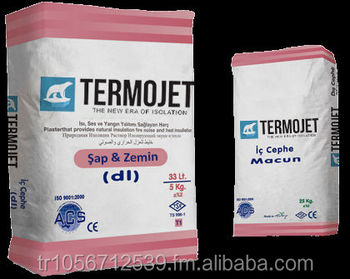 Termojet silisium based thermal insulation mortar for for Quick therm insulation cost