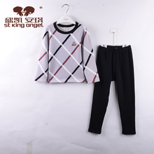 Two Pieces Set Leisure Wear Women Pajamas Wholesale