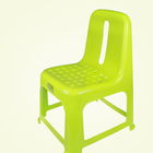 Manufacture supply plastic stool chair seat stackable