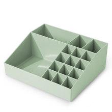 Msjo органайзер для макияжа, настольный органайзер, коробка для хранения косметики, удаленные Канцтовары для управления, держатель для мелоч...(Китай)