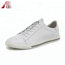 Factory supply low heel flat sole male casual shoes