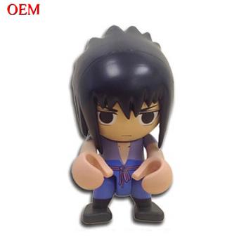 custom naruto sasuke anime toothbrush holder view cute design