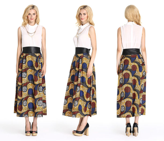 pictures of long skirts and tops korean long skirt fashion