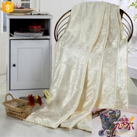 Pure french linen flax fiber silk king size duvet covers jacquard cotton sateen duvet cover set