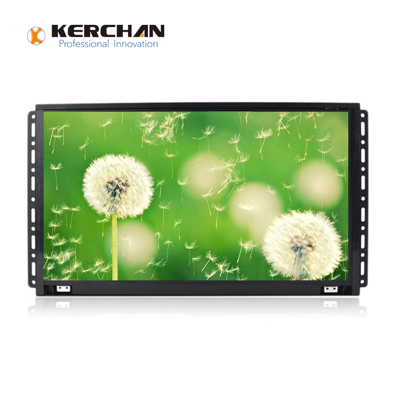 15.6 polegada open frame open frame lcd screen video player com opção independente